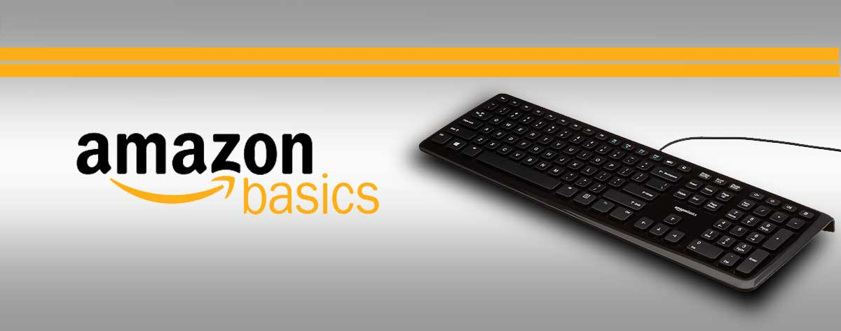 Best Basics Ultra Slim Wired Compatible Keyboard For Laptop Online India