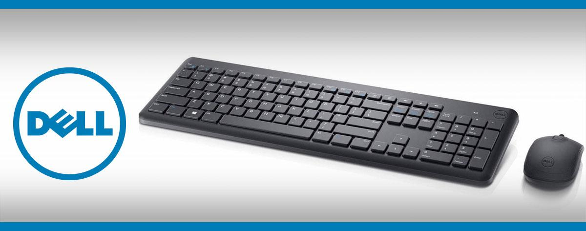 Best Dell Km117 Slim Wireless Keyboard Mouse Combo Set for Windows Online India
