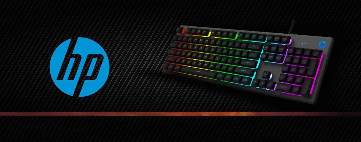 Best HP KM300F RGB Backlit Wired Gaming Keyboard and Mouse Combo Online India