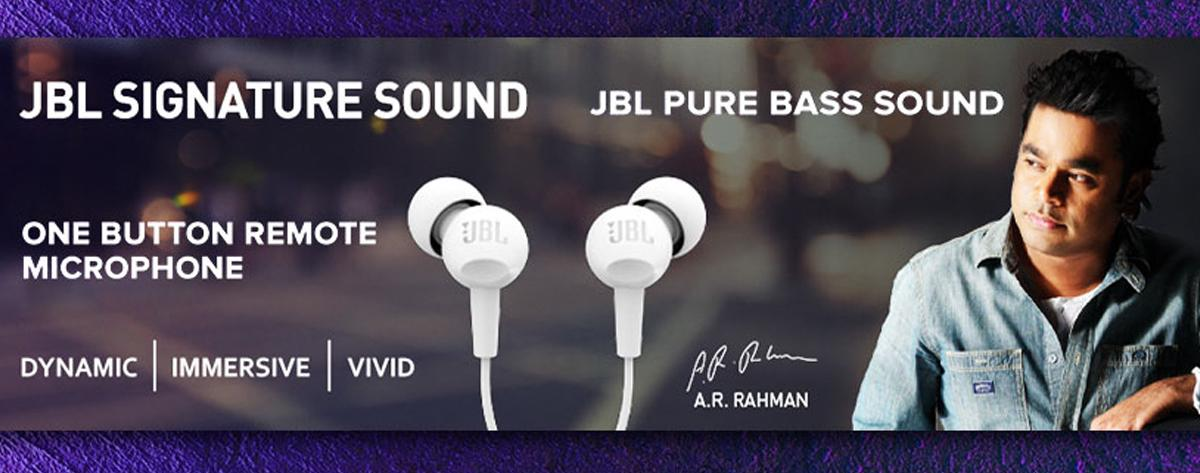 Best JBL Noise Cancelling Voice Assistant Lightweight Headphones Online India