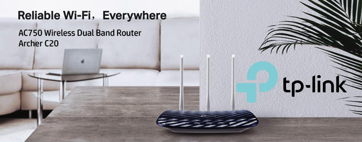 Best TP-Link AC750 Wireless Dual Band High-Speed Router Online India