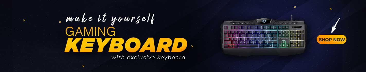 Best Gaming Keyboards Online India 2020
