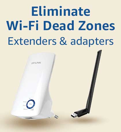 Best Routers Eliminate WiFi Extenders and adapters Online India BestComputerGadgets.In