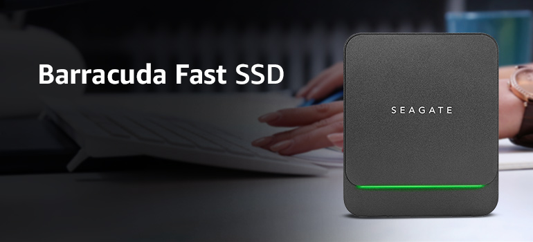 Best Seagate Barracuda Fast SSD Portable Drive With Discount Price Online India BestComputerGadgets.In