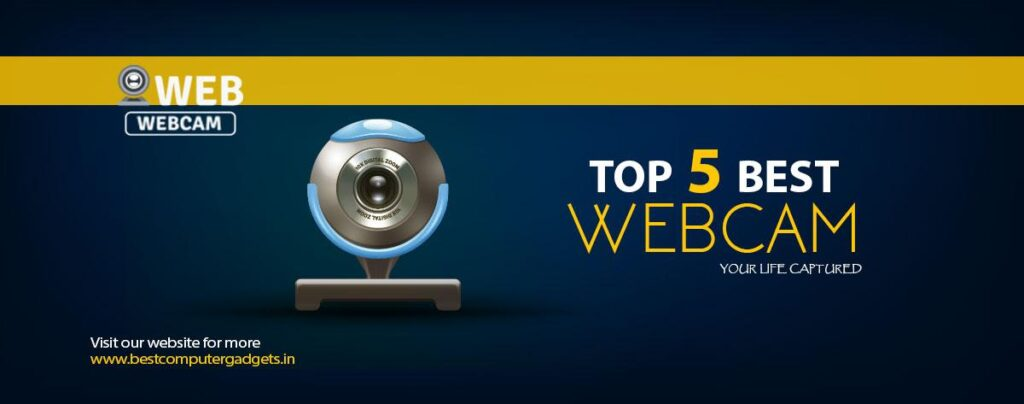Top 5 Best PC Computer HD Webcam Online At Low Prices India 2020 BestComputerGadgets.In