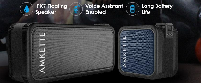 Top Best Amkette Wireless Bluetooth Speaker Online India 2020 Top 5 Best Bluetooth Wireless Speakers at Best Price BestComputerGadgets.In