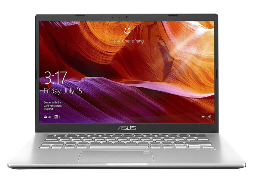 ASUS VivoBook 14 Intel Core i3-1005G1 10th Gen 14-inch FHD Compact and Light Laptop Online India 2020