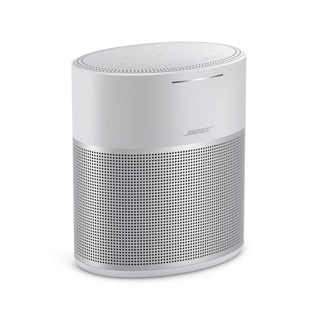 Bose Home Speaker 300, with Alexa Built-in Silver Online India 2020