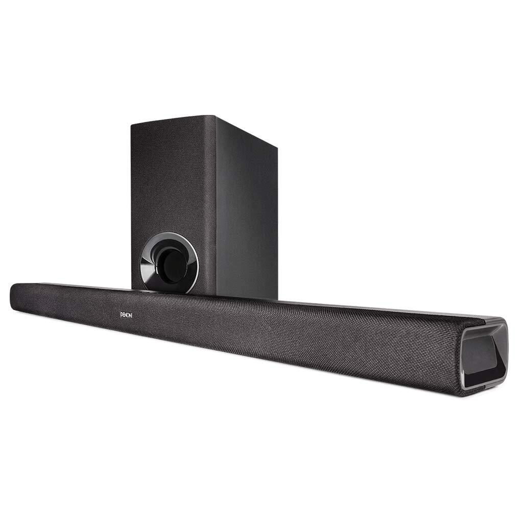 Denon DHT-S316 Home Theatre Sound Bar System with Bluetooth Streaming HDMI Input WArc,Digital Input ,DolbyDTS decoding and an included wireless subwoofer Online India 2020