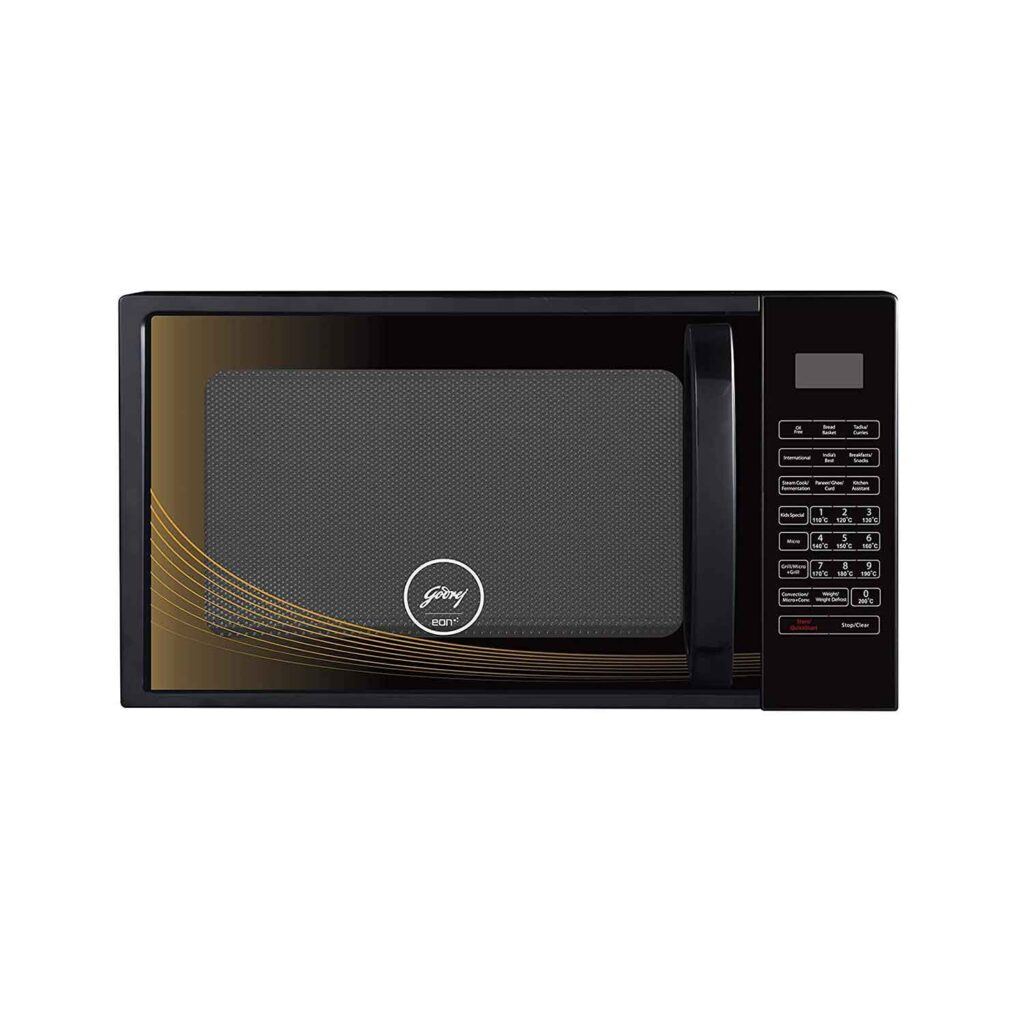 Godrej 20 L Convection Microwave Oven (GME 720 CF2 QZ Golden Rim, Additional 1 year free extended warranty ) Online India 2020