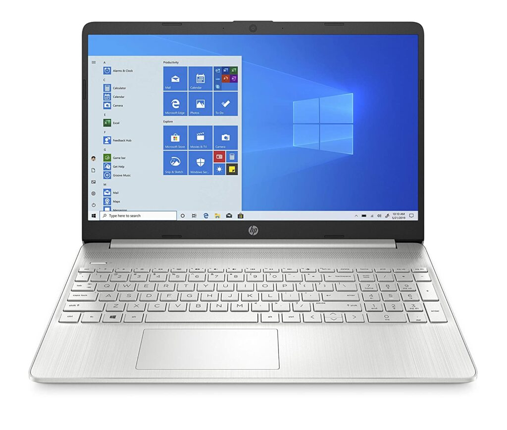 HP 10th Gen Intel Core i3 15.6-inch Laptop Online India 2020