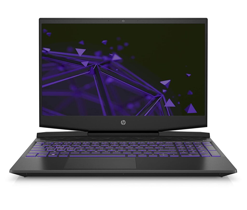 HP Pavilion Gaming DK0268TX 15.6-inch Laptop shadow black Online India 2020