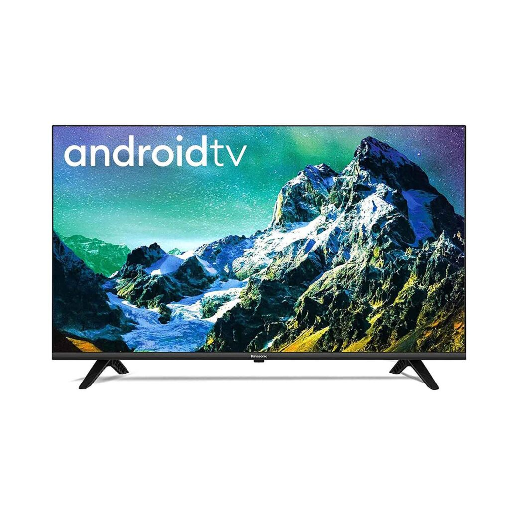 Panasonic 100 cm (40 inches) Full HD Android Smart LED TV TH-40HS450DX (Black) (2020 model) Online Indial 2020