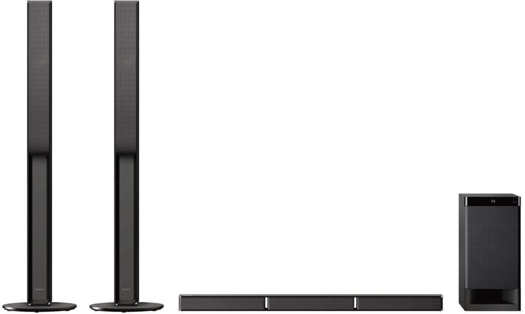 Sony HT-RT40 Real 5.1ch Dolby Digital Tall boy Soundbar Home Theatre System Online India 2020