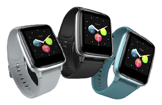 Best Noise Colorfit Pro 2 Full Touch Control Smart Watch With 3 Packs Online India 2020
