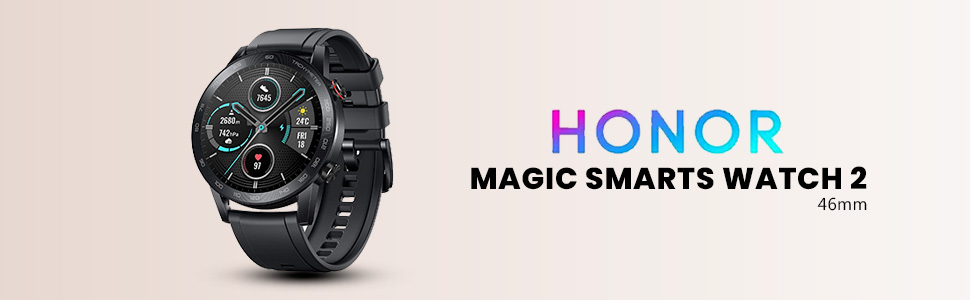 Top Best HONOR Magic Watch 2 Smart Watch BT Calling & Music Playback Online India 2020
