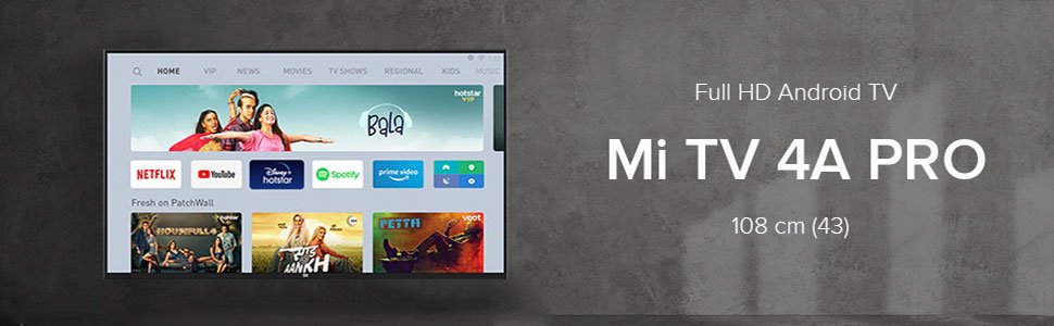 Top Best Mi TV Full HD Android LED TV Online India 2020