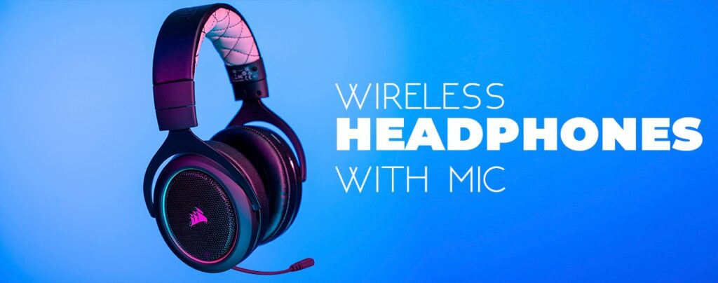 Top Best 5 Wireless Headphones with Mic for PC and Calls Online India 2020