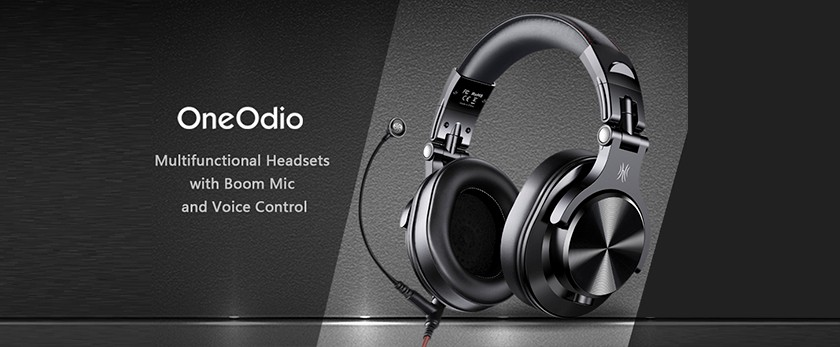 Top Best OneOdio A71 over Ear Headphones with Mic Online India 2020