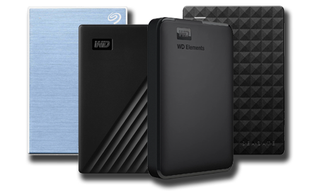 Top Best Selling External Hard Drives Online India Offer