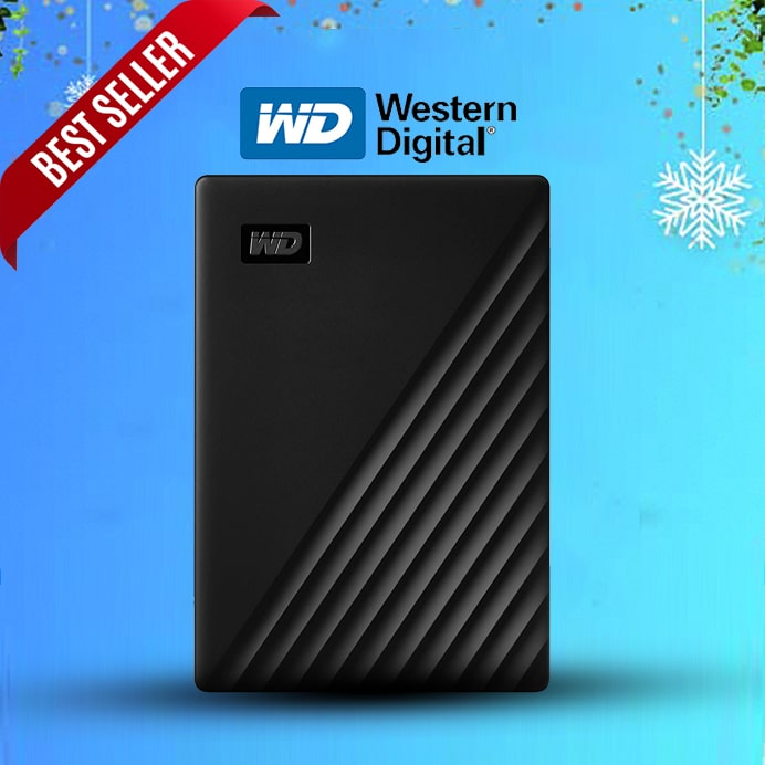 Top Best WD My Passport Portable External Hard Drive - with Automatic Backup,256Bit AES Hardware Encryption & Software Protection Online India 2020