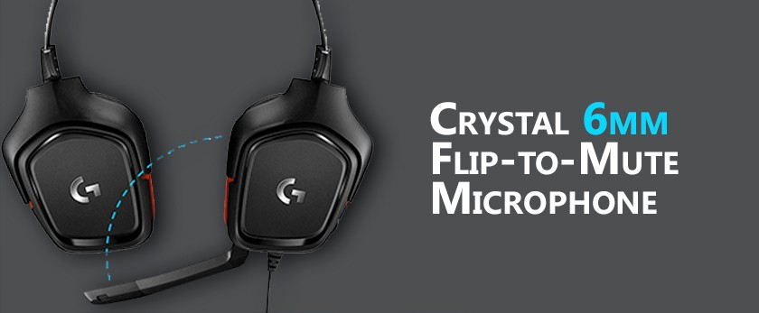 Top Best Logitech Gaming Headset With Mic With 6 mm Mic Online India 2021
