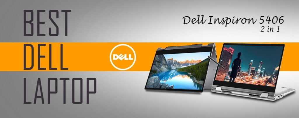 Best Dell Inspiron 5406 2 in 1 Laptop Price In India 2021 - Laptop For Work