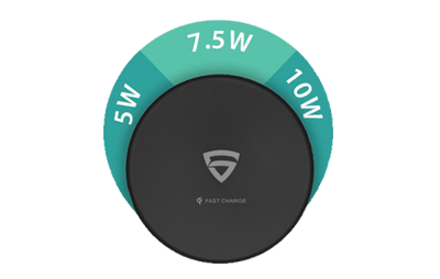 Buy Best RAEGR Wireless Charger At Low Price Three Charge Modes Online India 2021