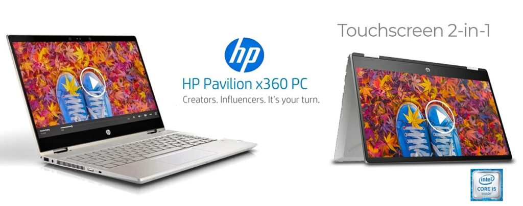 Buy HP Pavilion x360 Touch Screen 2 in 1 Laptop Tablet Price India 2021