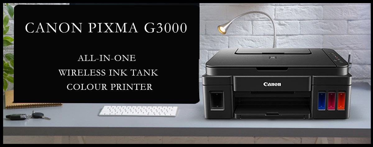 Canon Pixma All-in-One Wireless Ink Tank Colour Printer Online India 2021