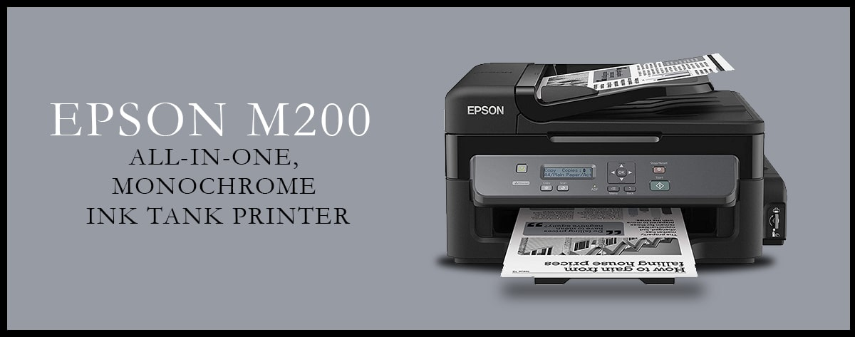 Epson All-in-One Ink Tank Printer Online India 2021