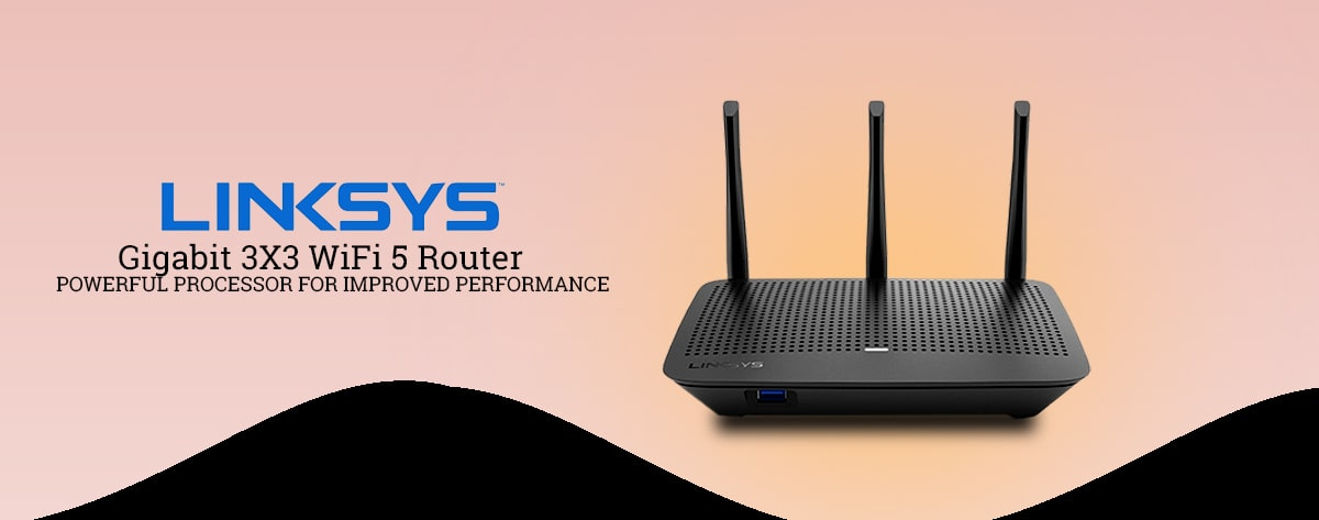 Linksys Dual-Band Gigabit WiFi Router Online India 2021